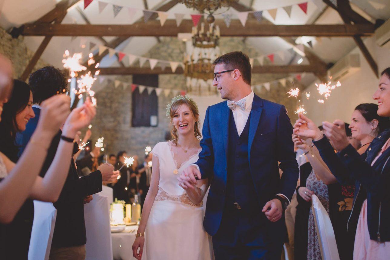 Un mariage au Domaine du Thiemay en Loire Atlantique