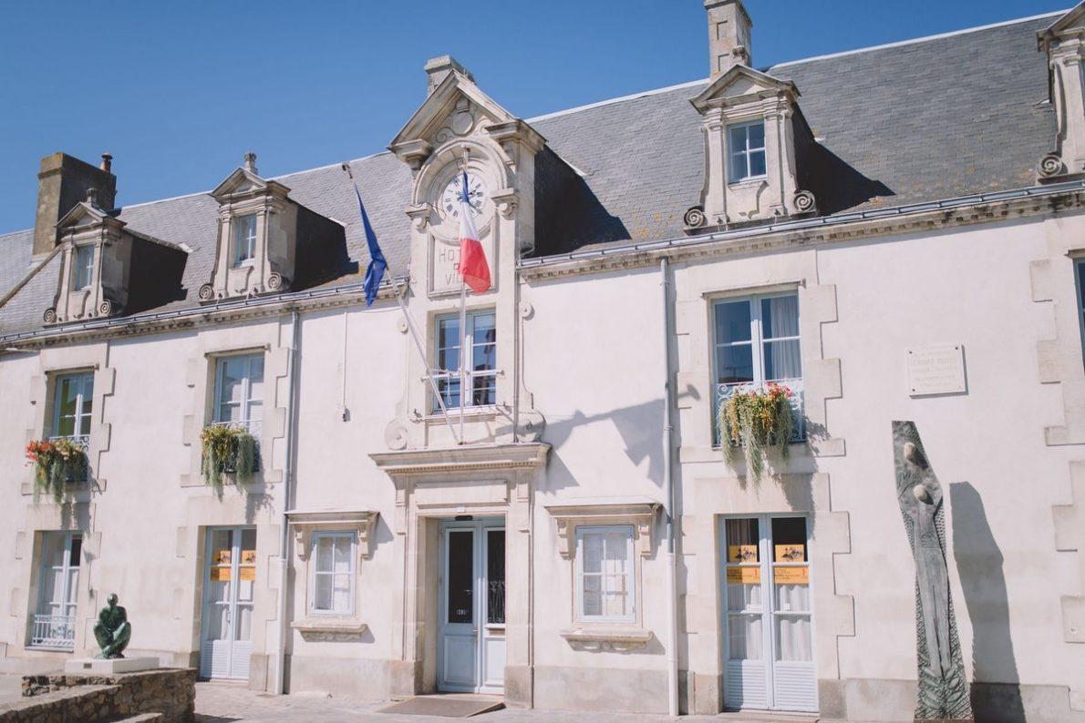 Mariage à Noirmoutier en l'île