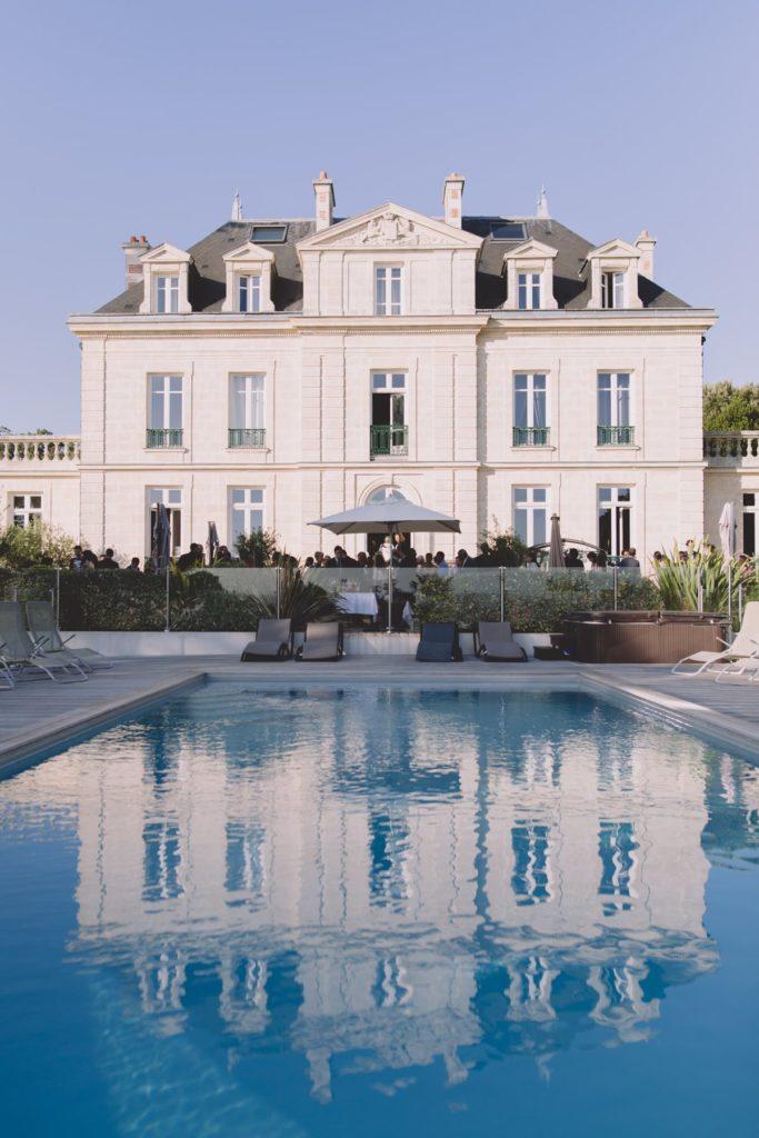 Mariage au Château de la Gressière