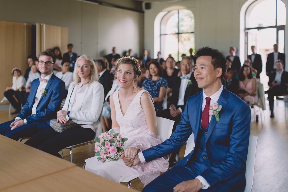 Photographe de mariage à préfailles