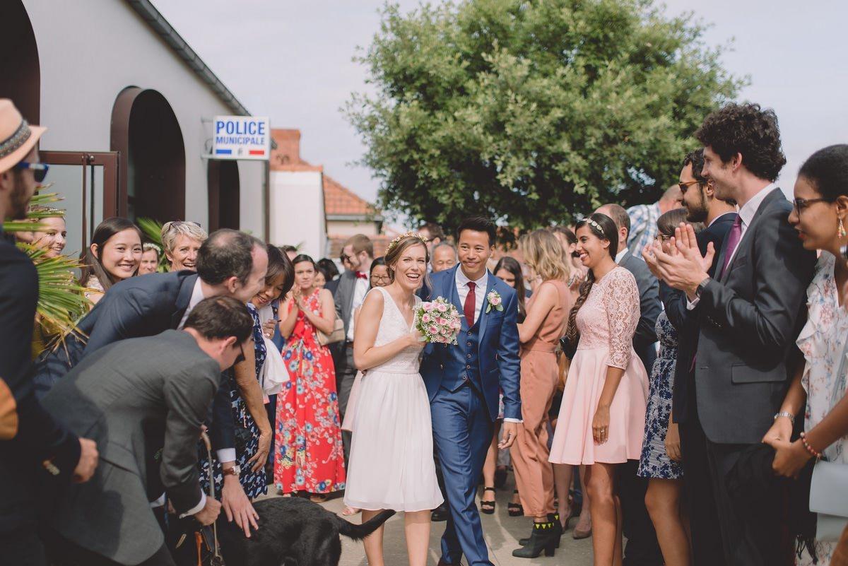 se marier à préfailles