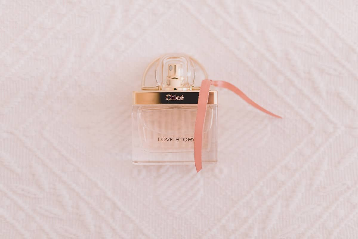photographe mariage parfum Chloé Love Story