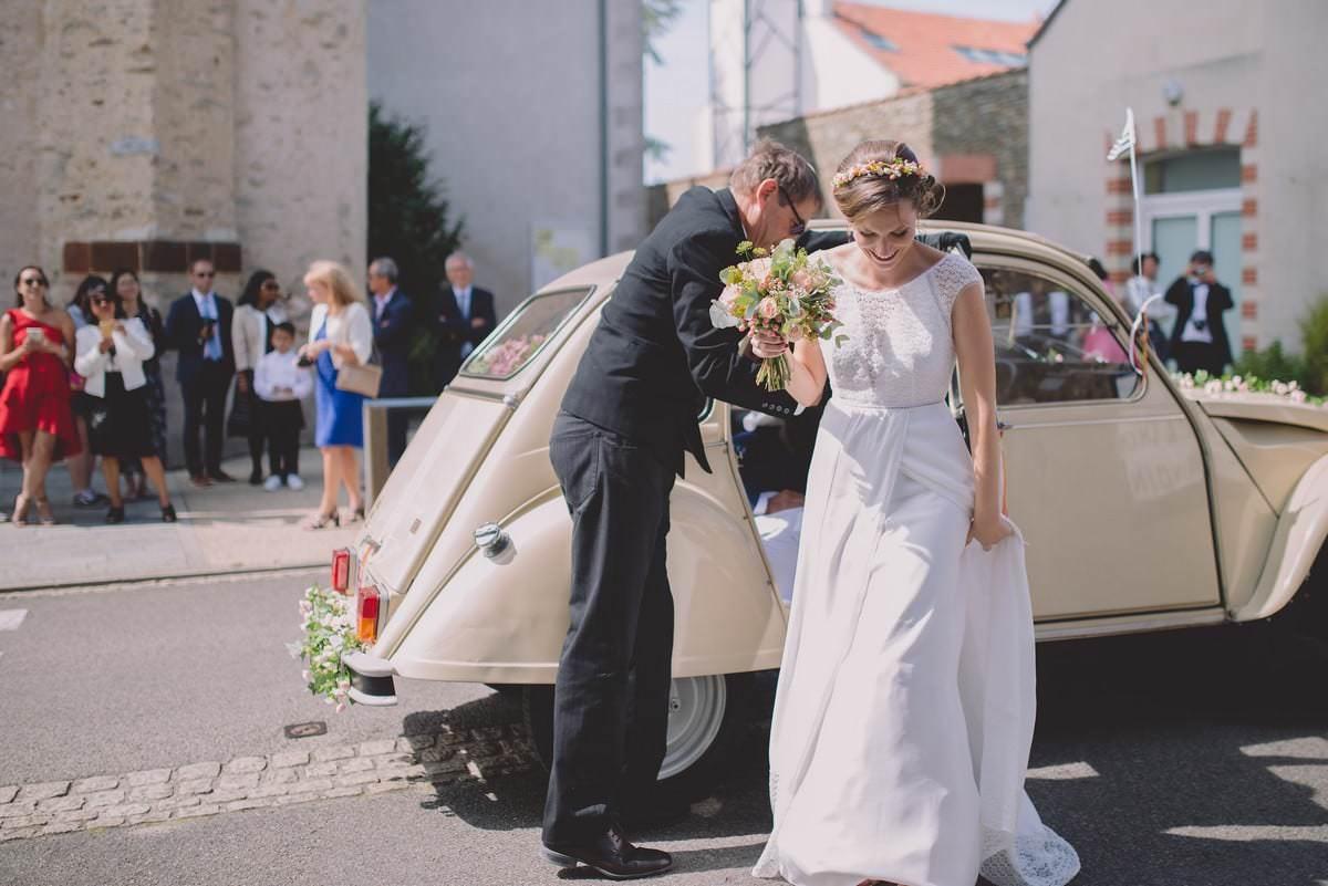 Mariage cérémonie religieuse en Loire atlantique
