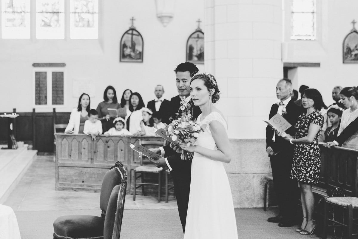 Mariage cérémonie religieuse